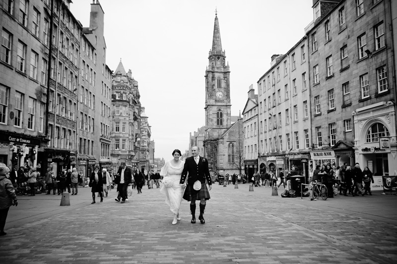 Scotsman Hotel Wedding