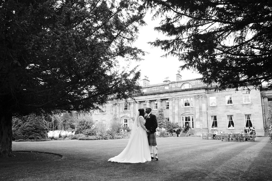 Edinburgh Wedding-Photography Balbirnie House