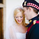 Wedding Photography at Holyrood Palace