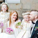 Edinburgh Wedding Lothian Chambers