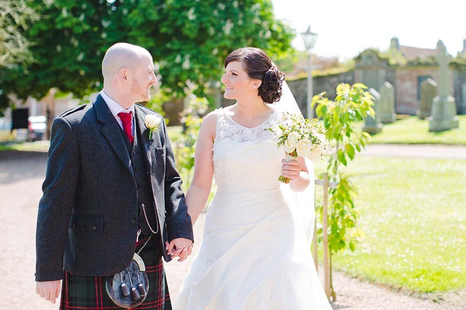 St.Andrews Wedding